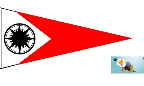 Standerskifte Egå Sejlklub april 2020