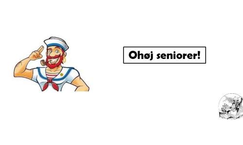 Ohøj seniorer