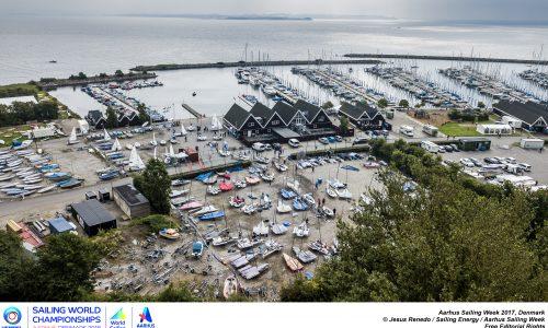Hempel Sailing World Championships Aarhus