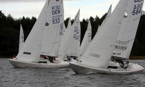 Frivillige til Haarup Mixer Cup 15.-16 juni 2019