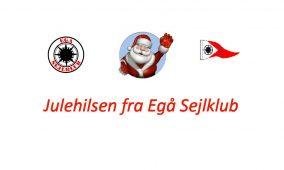 En lille Jule-/Nytårshilsen fra din sejlklub