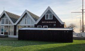 Status på renovering af klubhus 18 april